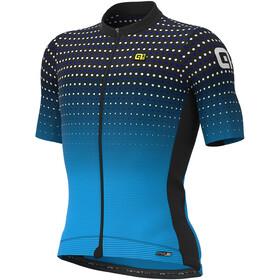 Alé Cycling PR-S Bullet Kurzarm Trikot Herren blau/schwarz